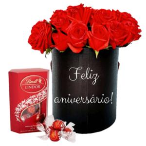 caixa-rosas-feliz-aniversario-lindt